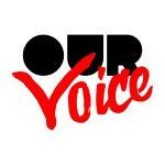 logo our voice